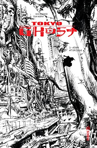 TOKYO GHOST tome 1 ED.N&B