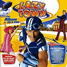 Best lazy town cd dvd Reviews