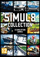Simul8 Collection (PC DVD) (輸入版)