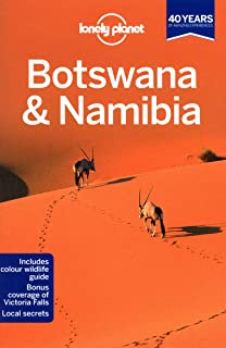 Lonely Planet Botswana & Namibia (Travel Guide)