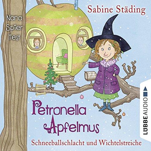Schneeballschlacht und Wichtelstreiche audiobook cover art