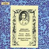 Girolamo Frescobaldi: Harpsichord Works