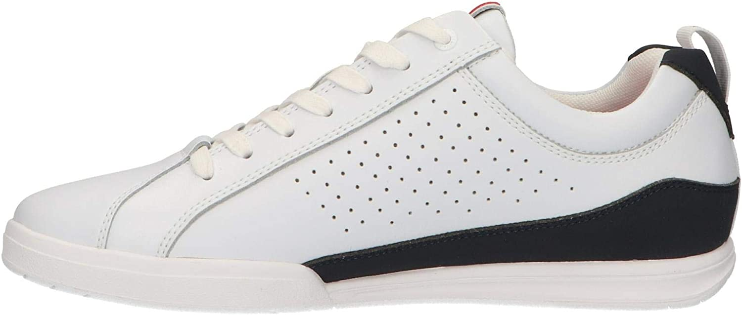 Tampa, Sneakers Basse Homme, Blanc