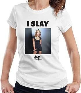Best i slay buffy t shirt Reviews