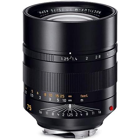Leica Noctilux-M 75mm f47;1.25 ASPH. Lens 11676