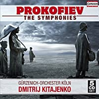 Prokofiev: The Symphonies [Box Set] by Guerzenich-Orchester Koeln