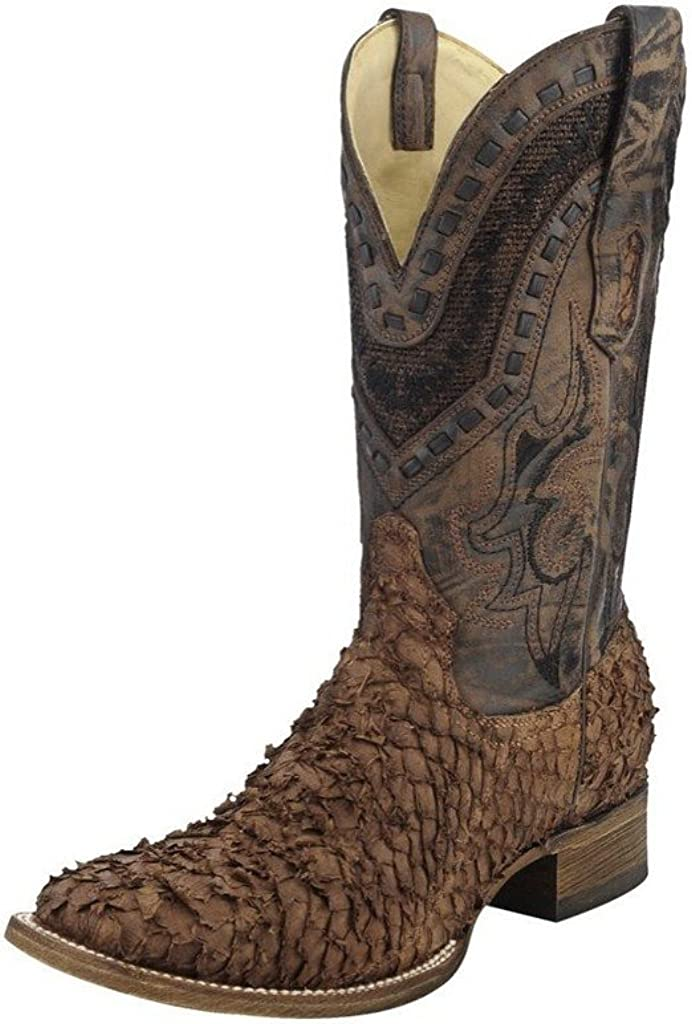 Gnarly Sea Bass Cowboy Boot Wide