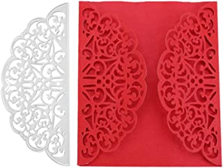 Residen Dies for Die Cutting- Scrapbooking DIY Wedding Invitation Album Paper Card Craft Embossing Die Cut Tools (Semicircle (132x60mm))