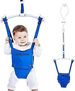 iBaste T/ürhopser Baby Jumper Doorway Exerciser F/ür Kleinkinder Im Alter Von 6 Bis 24 Monaten