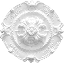 Moulure en Stuc Professionnel Dur Blanc Lisse Marbet 80x80mm E-15 30 Meter 15 Faire blanc