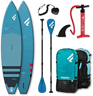 FANATIC HP8 JOMBO SUP Stand up Paddle Pump High Pressure Pumpe super schnell