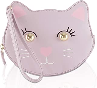 Best leather cat face purse Reviews