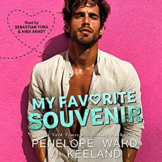 My Favorite Souvenir cover art