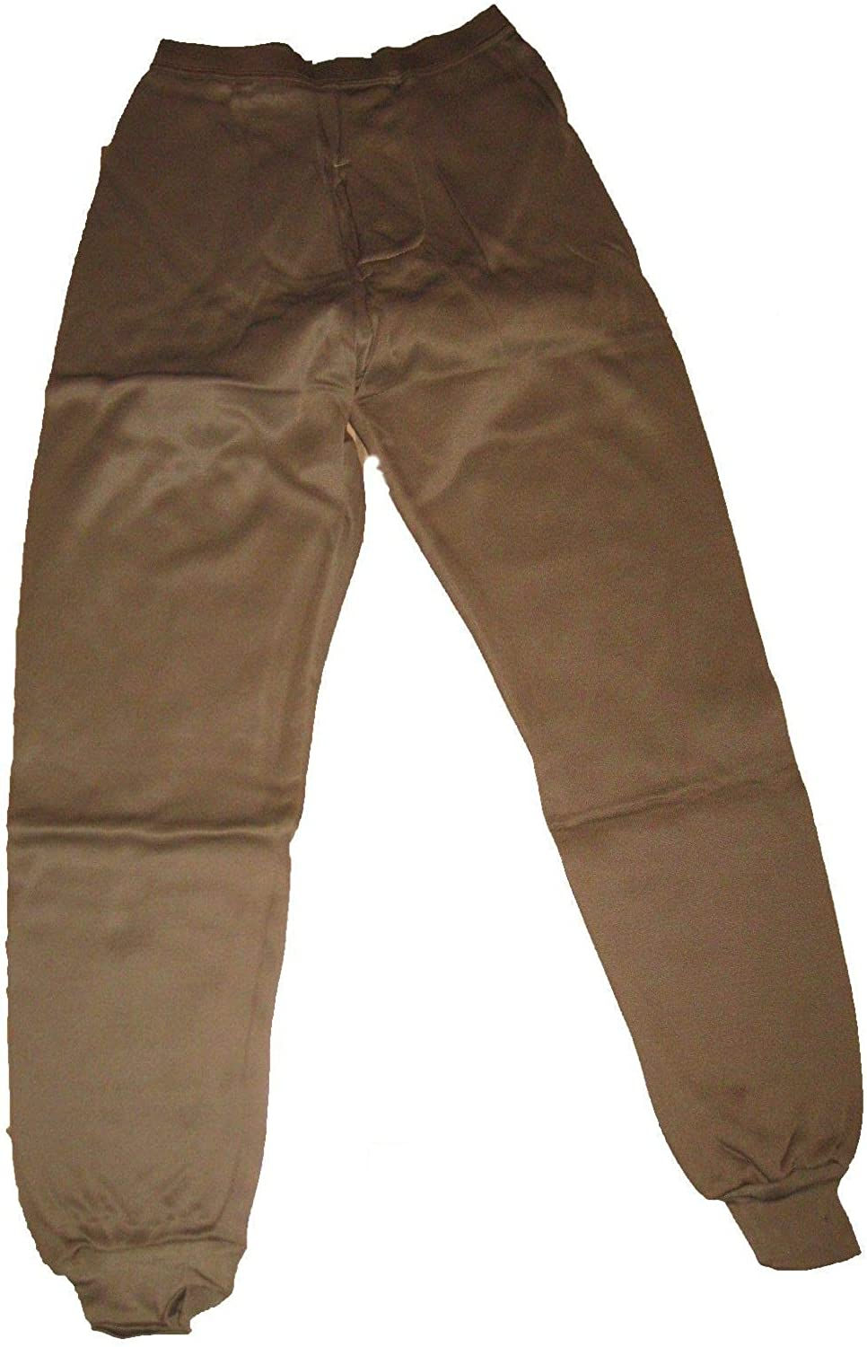Genuine US Military Issue PolyPro ECWCS Thermal Bottoms, Cold Weather Gear at  Men's Clothing store