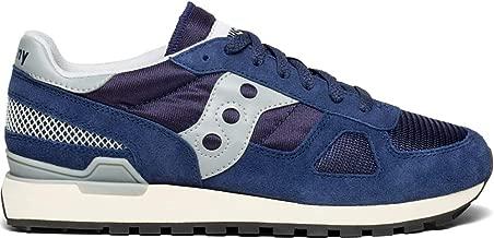 Saucony Unisex Adults' Shadow Original Vintage Gymnastics Shoes, Blue (Navy/White 3), 6 UK 40 EU