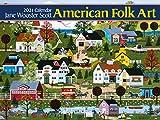 American Folk Art Calendar