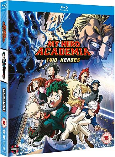 My Hero Academia: Two Heroes Blu-ray