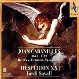 Joan Cabanilles: Batalles, Tientos & Passacalles