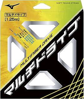 MIZUNO(ミズノ) ソフトテニス ストリングス MULTIFIBER DRIVE(マルチファイバードライブ)