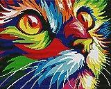 J-Love Awesocrafts Colorido Gato Gatito Animales Lindos Patrones...
