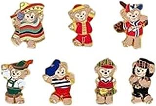 Walt Disney Duffy the Disney Bear - Mini-Pin Collection Pin# 84522