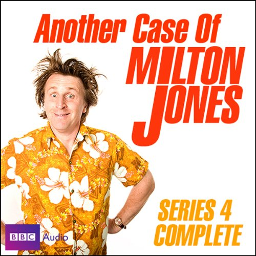 Couverture de Another Case of Milton Jones: Series 4