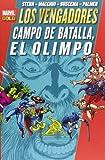 Los Poderosos Vengadores. Campo De Batalla, El Olimpo - Volumen 10...