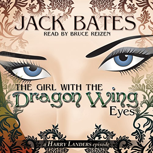 The Girl with the Dragon Wing Eyes cover art