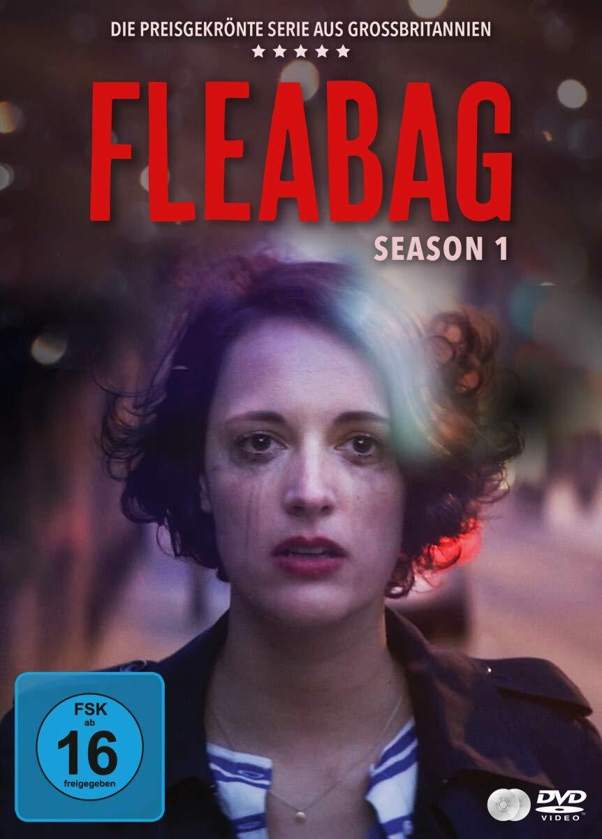 Cover: Fleabag - Season 1 2 DVDs (ca. 180 min)