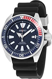 Men's Prospex Automatic Diver Silicone Strap Watch