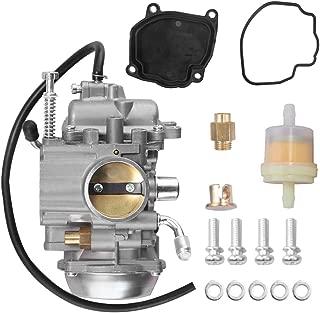Carburetor for Suzuki QuadRunner LT-F250 1990 1991 1992 1993 1994 1995 1996 LTF250 Replacement Carb w/Fuel Filter Gasket