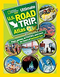 Kids Ultimate U.S. Road Trip Atlas: Maps, Activities, Games (AFFILIATE)