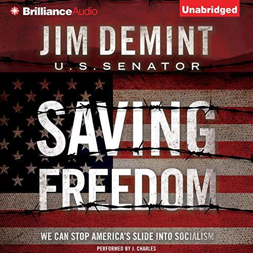 Saving Freedom cover art