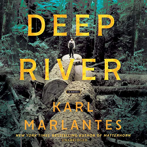 Deep River audiobook cover art