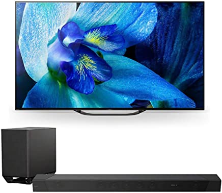 "$3296 Get Sony XBR-55A8G 55"" BRAVIA OLED 4K HDR TV with HT-ST5000 7.1.2ch 800W Dolby Atmos Sound Bar"