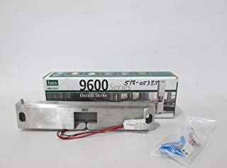 NEW HES 9600-12/24-630 ASSA ABLOY 9600 SERIES ELECTRIC STRIKE 24V-DC D325060