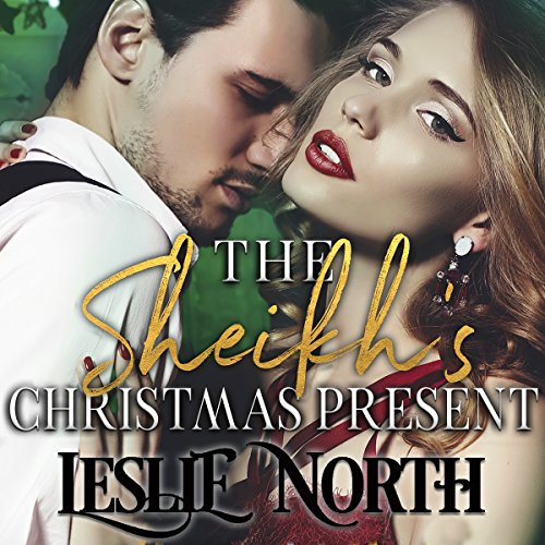 The Sheikh's Christmas Present audiobook cover art