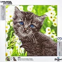 Leisure Arts 50455 DMA50455 キット 12x12 中級子猫