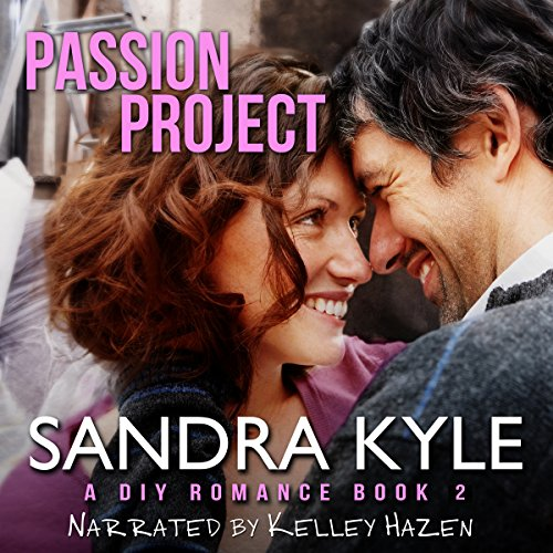 Passion Project audiobook cover art