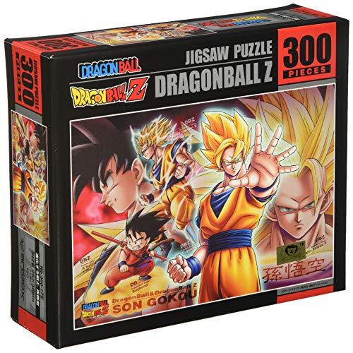 [300 pieces] DRAGON BALL Z Evoluting Warriors - Son Goku Jigsaw Puzzle (26 x 38 cm) Japan (japan import)