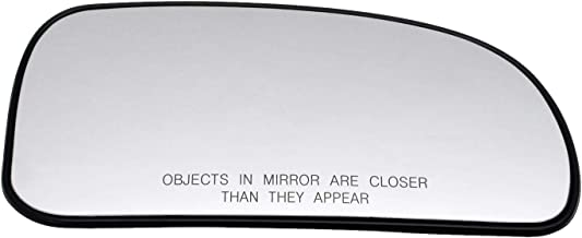 New Replacement Passenger Side Non-Heated Mirror Glass W Backing Compatible With Fits Buick Chevrolet GMC Isuzu Oldsmobile Saab Sold By Rugged TUFF
