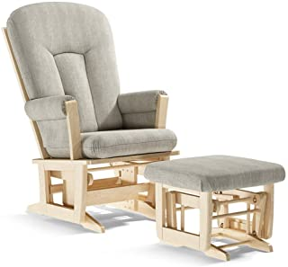 Dutailier Rose 2692 Glider Chair with Ottoman
