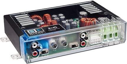 Banda Audioparts D4 400.4 TRANSPARENT - 4 Channel (4 x 100 Watt RMS @ 2Ω) Class D Car Amplifier