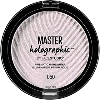 Maybelline New York Facestudio Master Holographic Prismatic Highlighter Makeup, Opal, 0.24 oz.