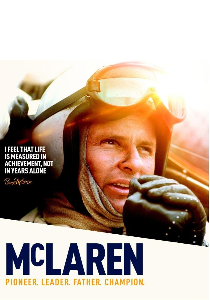 McLaren Today's only Blu-ray shopping