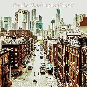 Bgm for New York Strips
