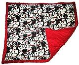 ReachTherapy Solutions))) almohadilla de regazo con peso para niños – Manta portátil para el regazo para la escuela | 5 libras – Los Perros | Haga clic para ver más colores y tamaños