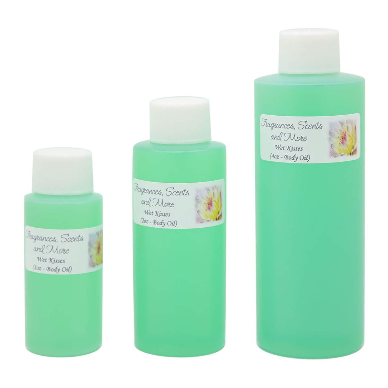 Wet Kisses Perfume Body Oil 7 8oz Plastic 240 - 在庫あり おすすめ特集 Sizes Bottle