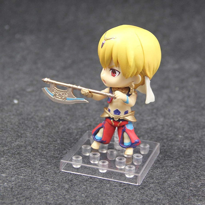Anime Dessin Animé Personnage De Modèle De Jeu Statue Haute 10cm Jouet Statue OrneHommest Cadeau Cadeau d'anniversaire DABEAB