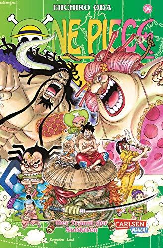 One Piece 94: Piraten, Abenteuer und der größte Schatz der Welt!